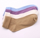 Different color middle size hot sales comfortable cotton socks