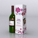 Art Paper Wine Box